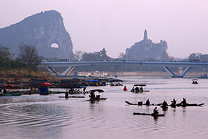 li-fluss, guilin, guangxi, china, © birgit gilsenbach